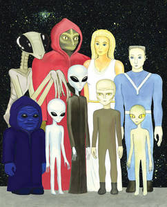 Kim-Carlsberg-Illustration-Our Galactic Family