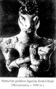 reptilian-goddess-sumer